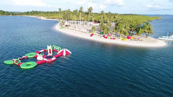 pulau ranoh, pulau ranoh island, pulau ranoh island batam, wisata pulau ranoh